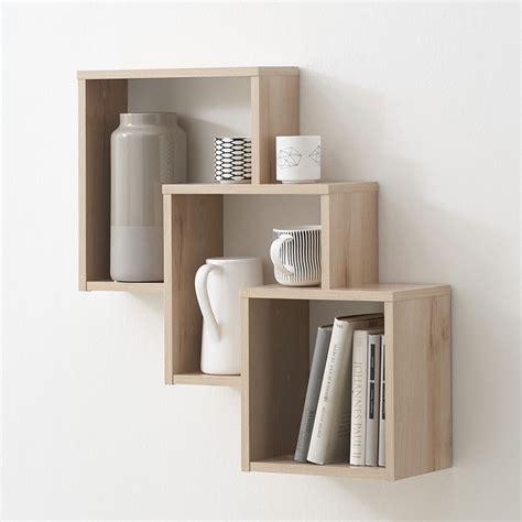 meuble de cuisine allemande etagre suspendue 3 niches couleur blanc vert ou bois