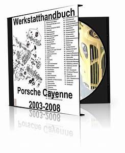 Reparaturanleitung Werkstatthandbuch Porsche Cayenne 2003