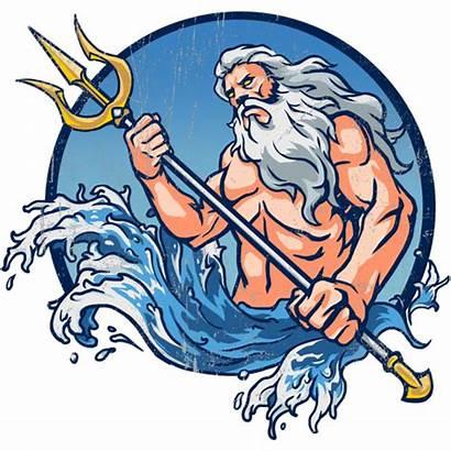 Thunder War Winter Poseidon