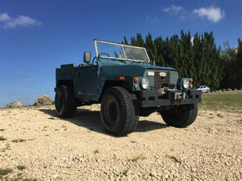 land rover series iii 88 lightweight diesel classic land rover other 1983 for sale