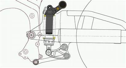 Honda Swingarm Motorcycle Rear Link Pro Cbr600rr