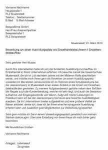 Bewerbung Kaufmann Im Einzelhandel : muster bewerbung als einzelhandelskaufmann einzelhandelskauffrau ~ Orissabook.com Haus und Dekorationen