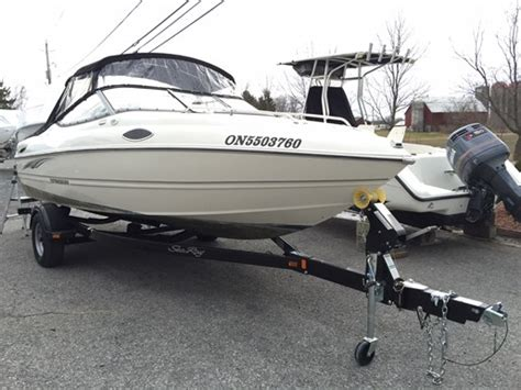 Used Stingray Boats For Sale In Ontario by Stingray 195 Cs 2005 Used Boat For Sale In Gananoque Ontario
