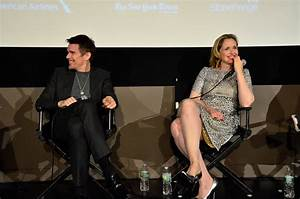 Ethan Hawke And Julie Delpy Photos Zimbio Interview Pictures