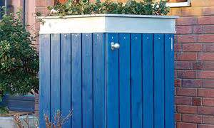 Müllbox Selber Bauen : m lltonnenbox ~ Lizthompson.info Haus und Dekorationen