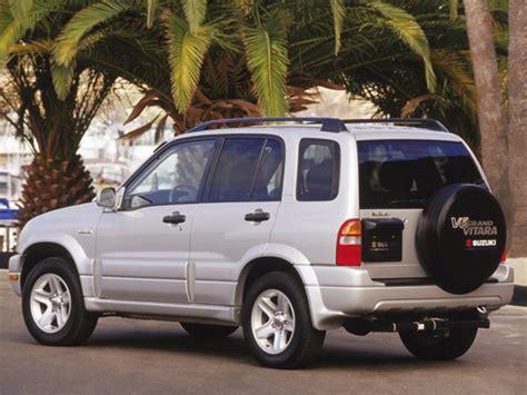 2002 Suzuki Vitara by 2002 Suzuki Grand Vitara Information And Photos Zomb Drive