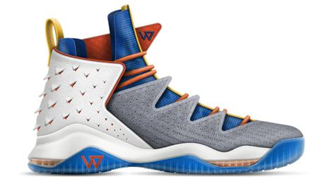 Sedated Hype Imagines A Russell Westbrook Signature Line