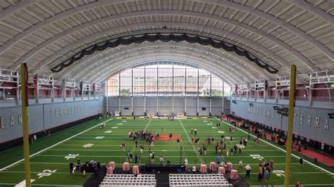 What Is A Field House by Cole Field House Renovation Increased To 196 Million As