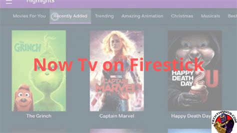 How to Install Now Tv On Firestick in 2020: Quick Guide ...
