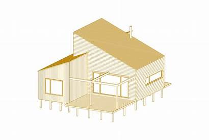 Gifs Architectural Cabin Technology Projects College Trampoline
