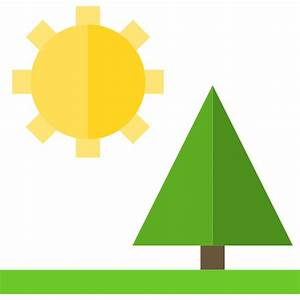 Sunny - Free nature icons