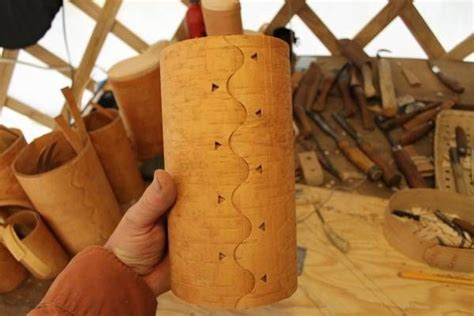 birch bark box tutorial birch bark crafts birch bark