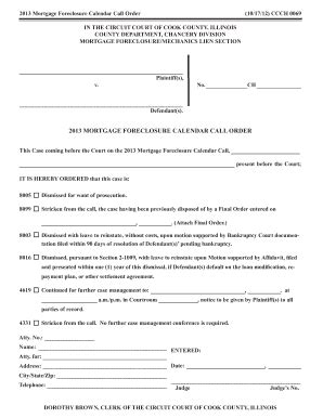 cook county mechanics lien form atty no us court forms fill online printable