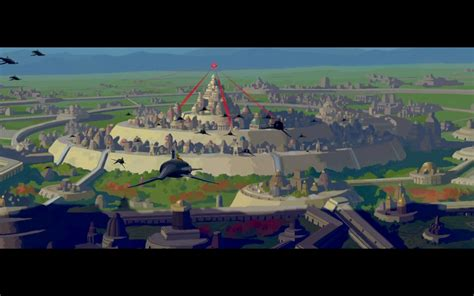 Atlantis The Lost Empire Fantastic Cities Pinterest