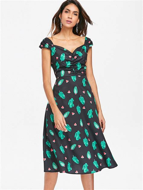 Buy Wipalo Watermelon Cactus Print