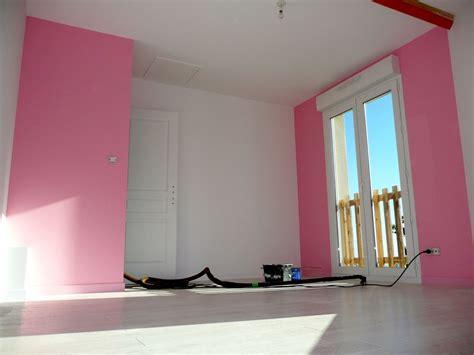 chambre peinture 2 couleurs salle de bain sans lumiere naturelle