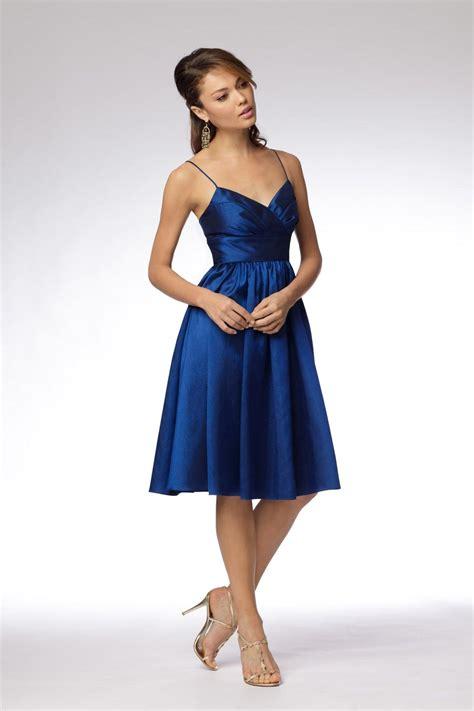 blue bridesmaids dresses taffeta royal blue bridesmaid dress ipunya