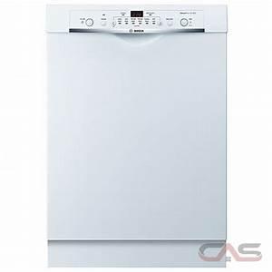 Lave Vaisselle Bosch Serie 6 : lave vaisselle bosch ascenta s ries she3ar72uc 24 po 6 cycles de lavage acier inoxydable ~ Farleysfitness.com Idées de Décoration