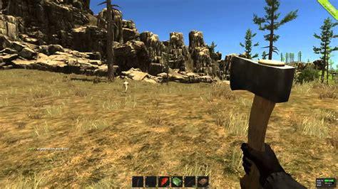 rust pc gameplay