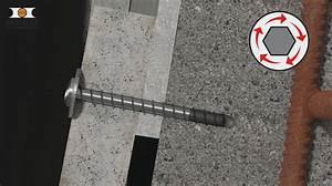 Schrauben Ohne Dübel In Wand : schraubanker f r die montage von tunnel brandschutzplatten tunnel ~ Markanthonyermac.com Haus und Dekorationen