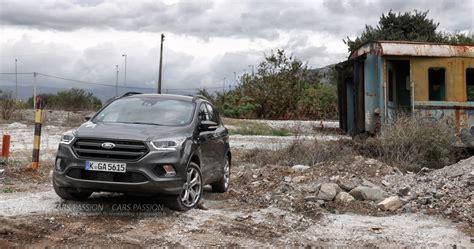 ford kuga 2017 titanium essai ford kuga 2017 diesel titanium crossover auto
