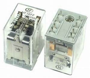 Dpdt 24vdc 5a 8 Pin Terminals Relay Technical Data