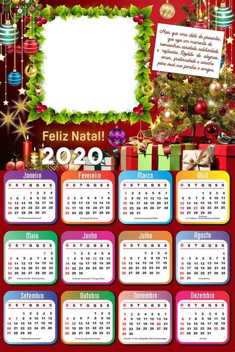 calendario mensagem de feliz natal imagem legal