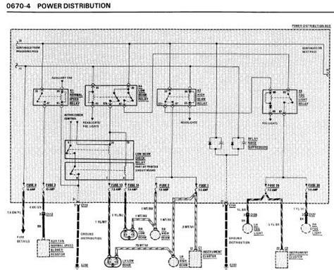 1990 525i Radio Wiring Diagram by Repair Manuals Bmw M3 1990 Electrical Repair