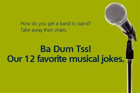 Jokes for Musicians: Our 12 Favorite Musical Jokes