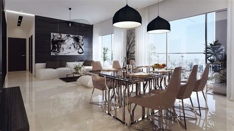 Cool Dining Room Design For Stylish Entertaining cool dining room design for stylish entertaining 19