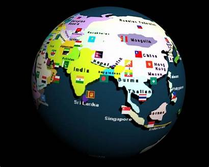 Map Atlas Geography Country Flags Physical Continents