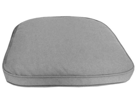 meadowcraft patio furniture cushions meadowcraft box edge chair box cushion 5108 01