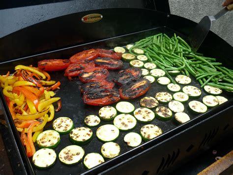 que cuisiner a la plancha legumes a la plancha quot du jardin et du marché à l