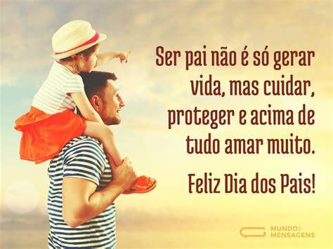 pai significa amar muito mundo das mensagens