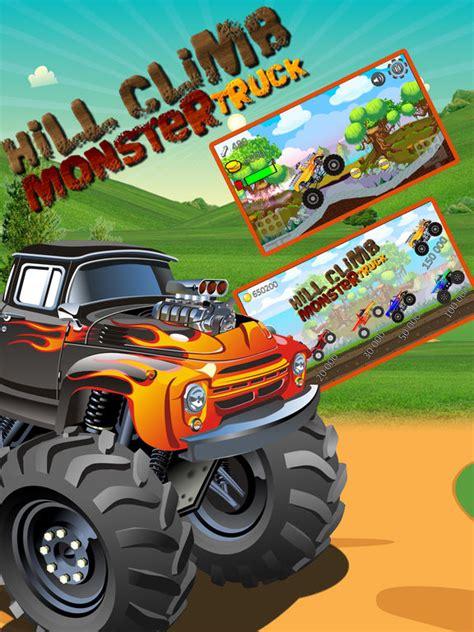 hill climb racing monster truck app shopper car truck hill racing monster mountain