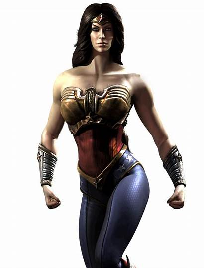 Wonder Woman Among Injustice Gods Wiki Characters