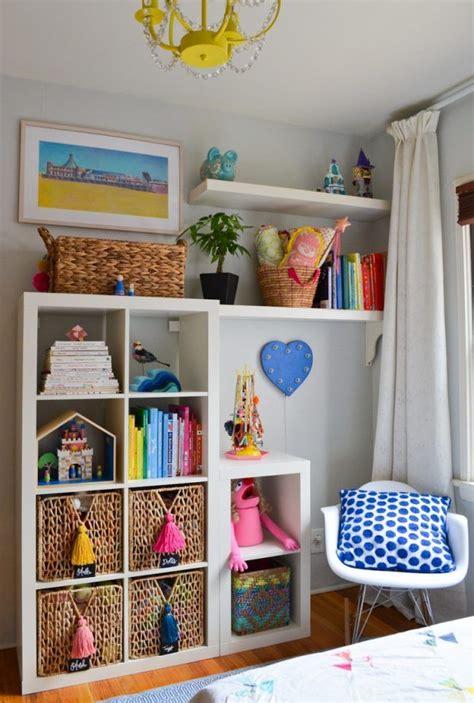 Kinderzimmer Mädchen Stauraum by Ikea Regale Kallax System Stauraum Ideen Kinderzimmer