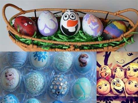 cool pop culture inspired easter egg designs