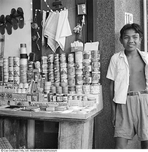 peddler  bandung foto langka sejarah indonesia