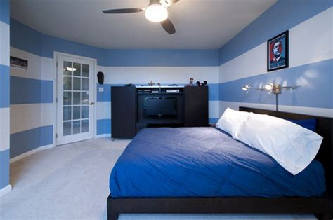 Blue Bedroom Wallpaper by Bedroom Wallpaper Blue 10 Renovation Ideas Enhancedhomes Org