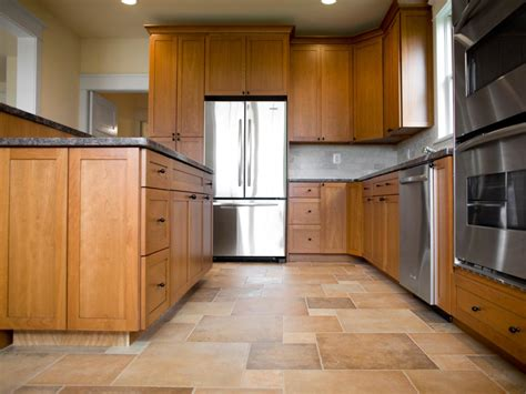 whats   kitchen floor tile diy
