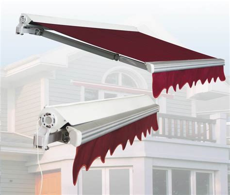 retractable awning malaysia gear  motorised retractable shades