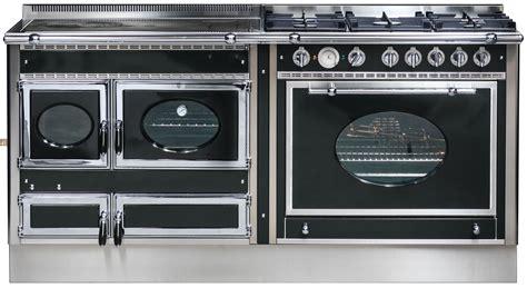 piano de cuisson bois gaz et 233 lectrique 190cm avec 2