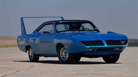 dodge charger daytona    early muscle cars