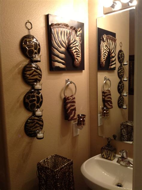 Safari Bathroom Ideas by Best 25 Safari Bathroom Ideas On