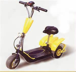 3 Wheel Electric Street Scooters