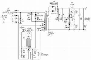 mc33374 switching power supply circuit diagram circuit With ac 110vdc 12v 8a switching power supply powersupplycircuit