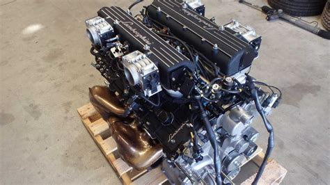 lamborghini murcielago  engine pops   ebay