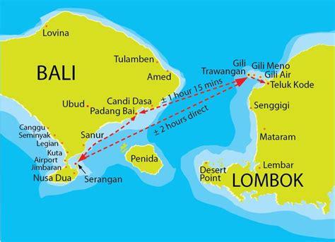 entre bali  lombok lombok cartes pinterest