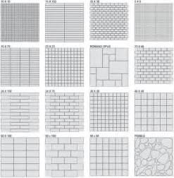 6x24 Wood Tile Layout by Mosaic Floor Tile Patterns Wishy Washroom Pinterest
